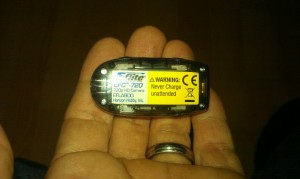 Kamera E-flite EFC-720
